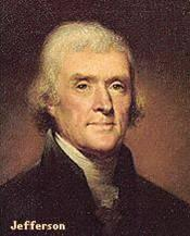 History of the 4th of July: Thomas Jefferson